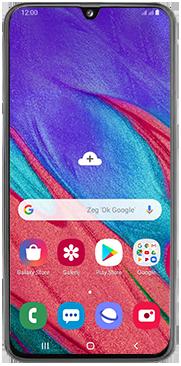 Samsung Galaxy A40 - MMS - handmatig instellen - Stap 18