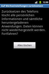 Samsung Galaxy Xcover - Fehlerbehebung - Handy zurücksetzen - 0 / 0