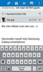 Samsung Galaxy Trend 2 Lite (G318H) - E-mail - Bericht met attachment versturen - Stap 18
