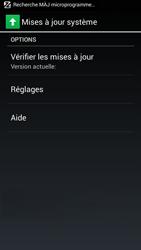 Alcatel One Touch Idol Mini - Logiciels - Installation de mises à jour - Étape 9