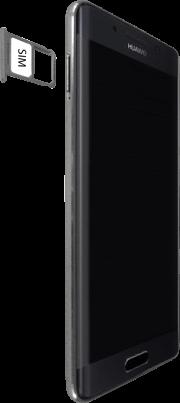 Huawei Mate 9 Pro - SIM-Karte - Einlegen - 0 / 0