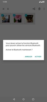 OnePlus 7 - Photos, vidéos, musique - Envoyer une photo via Bluetooth - Étape 12