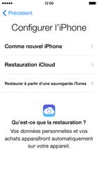 Apple iPhone 5c - Premiers pas - Créer un compte - Étape 9