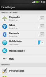 HTC Desire 500 - Internet - Apn-Einstellungen - 5 / 26