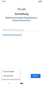 Google Pixel 3 - Apps - Konto anlegen und einrichten - 6 / 22