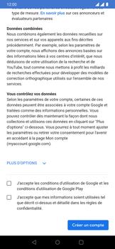 OnePlus 7 - Applications - Créer un compte - Étape 15