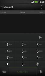 HTC Desire 500 - Anrufe - Anrufe blockieren - 3 / 11
