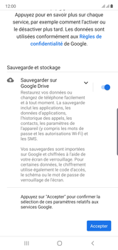 Samsung Galaxy Note10 - E-mail - Configuration manuelle (gmail) - Étape 12