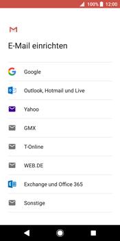 Sony Xperia XZ2 - E-Mail - Konto einrichten (gmail) - 8 / 18