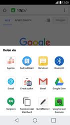 LG X Screen - Internet - hoe te internetten - Stap 17