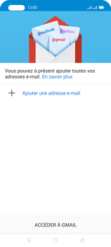 Oppo Reno 4 - E-mails - Ajouter ou modifier un compte e-mail - Étape 5