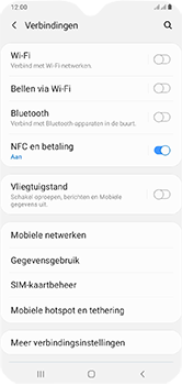 Samsung Galaxy A10 - internet - mobiele data managen - stap 5