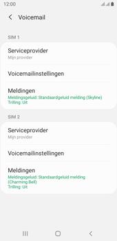 Samsung galaxy-j6-sm-j600fn-ds-android-pie - Voicemail - Handmatig instellen - Stap 7