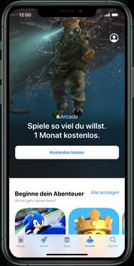 Apple iPhone 6s Plus - iOS 13 - Apps - Installieren von Apps - Schritt 8
