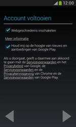 Samsung S7580 Galaxy Trend Plus - apps - account instellen - stap 19