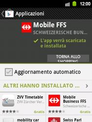 Samsung Galaxy Y - Applicazioni - Installazione delle applicazioni - Fase 23