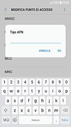 Samsung Galaxy A5 (2016) - Android Nougat - Internet e roaming dati - Configurazione manuale - Fase 14