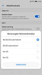 Huawei P10 - Netzwerk - Netzwerkeinstellungen ändern - 6 / 7