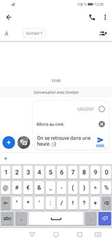 Huawei P30 lite - Contact, Appels, SMS/MMS - Envoyer un MMS - Étape 10