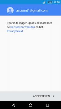 Sony E6853 Xperia Z5 Premium - E-mail - handmatig instellen (gmail) - Stap 14