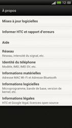 HTC One S - Logiciels - Installation de mises à jour - Étape 7