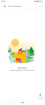 Sony Xperia 5 - E-mail - 032b. Email wizard - Yahoo - Fase 7