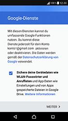 Sony Xperia XZ - E-Mail - Konto einrichten (gmail) - Schritt 15