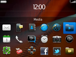 BlackBerry 9900 Bold Touch - contacten, foto