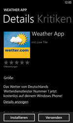 HTC Windows Phone 8S - Apps - Herunterladen - 12 / 20