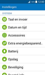 Samsung Galaxy J1 (SM-J100H) - Beveiliging en ouderlijk toezicht - Hoe wijzig ik mijn SIM PIN-code - Stap 4