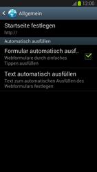 Samsung Galaxy S III - Internet und Datenroaming - Manuelle Konfiguration - Schritt 20