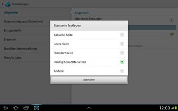 Samsung Galaxy Tab 2 10.1 - Internet und Datenroaming - Manuelle Konfiguration - Schritt 21