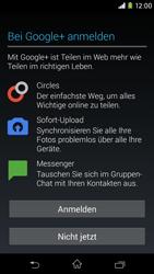 Sony Xperia M2 - Apps - Konto anlegen und einrichten - 13 / 23