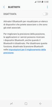 Samsung Galaxy S8 - Bluetooth - Collegamento dei dispositivi - Fase 6