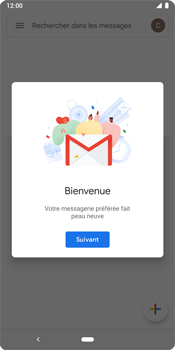 Google Pixel 3 - E-mails - Ajouter ou modifier votre compte Gmail - Étape 13