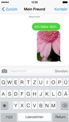 Apple iPhone 5c - MMS - Erstellen und senden - Schritt 16