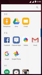 Alcatel Pixi 4 (5) - E-mail - envoi d