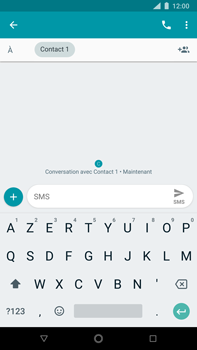 Nokia 8 Sirocco - MMS - Envoi d