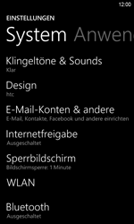 HTC Windows Phone 8S - WLAN - Manuelle Konfiguration - Schritt 4