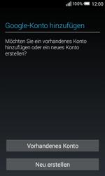 Alcatel OT-5050X Pop S3 - Apps - Konto anlegen und einrichten - Schritt 4