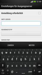 HTC Desire 601 - E-Mail - Konto einrichten - Schritt 16