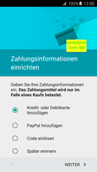 Samsung Galaxy A5 (2016) - Apps - Konto anlegen und einrichten - 18 / 21