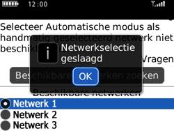 BlackBerry 8520 Curve - netwerk en bereik - gebruik in binnen- en buitenland - stap 9