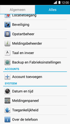 Huawei Ascend G6 - Software updaten - Update installeren - Stap 4