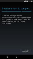 HTC One (M8) - Premiers pas - Créer un compte - Étape 20