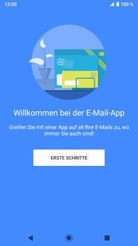 Sony Xperia XZ2 Premium - Android Pie - E-Mail - Konto einrichten - Schritt 4