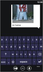 Nokia Lumia 710 - MMS - Envoi d