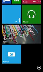 Nokia Lumia 635 - Startanleitung - Personalisieren der Startseite - Schritt 5