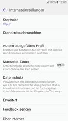 Samsung Galaxy S7 - Internet und Datenroaming - Manuelle Konfiguration - Schritt 27
