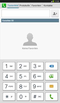 Samsung T211 Galaxy Tab 3 7-0 - Anrufe - Anrufe blockieren - Schritt 4